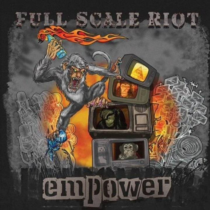 Full Scale Riot Tour Dates