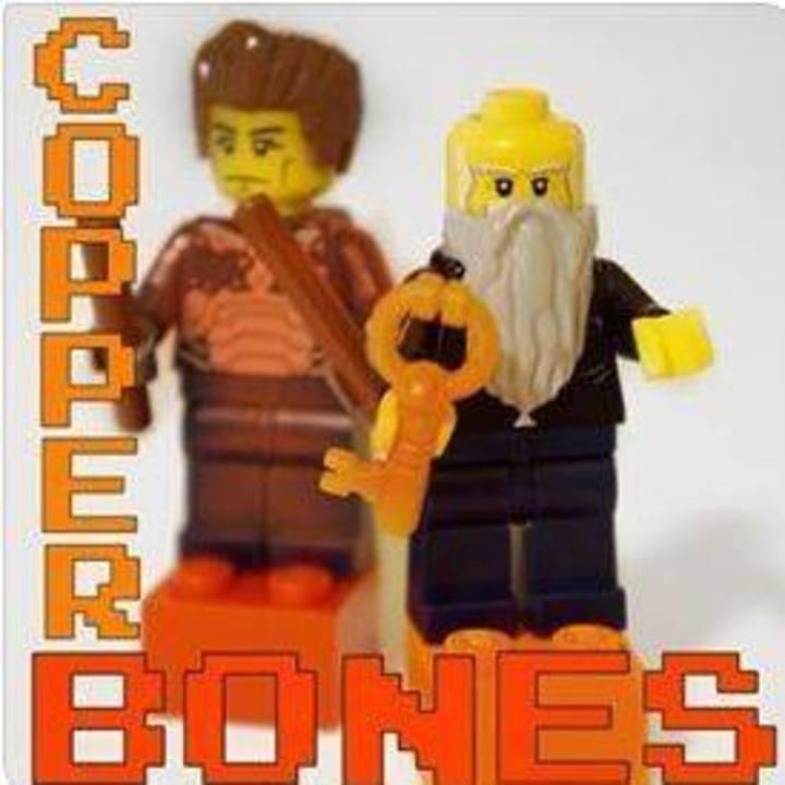 Copper Bones Tour Dates