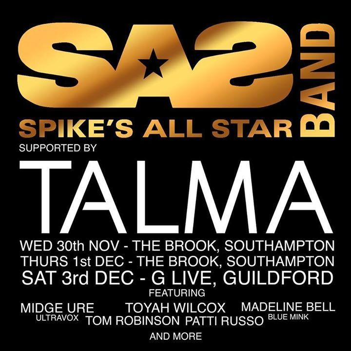 Talma @ The Monarch, Camden  - London, United Kingdom