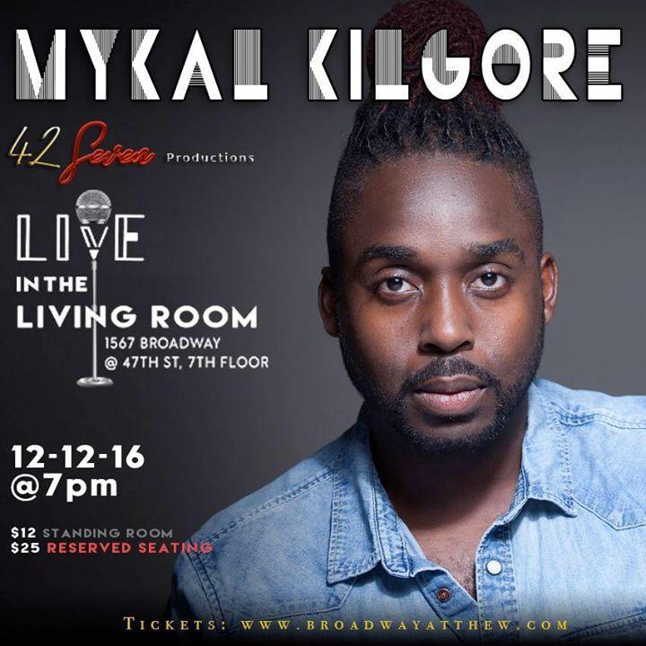 MYKAL KILGORE Tour Dates