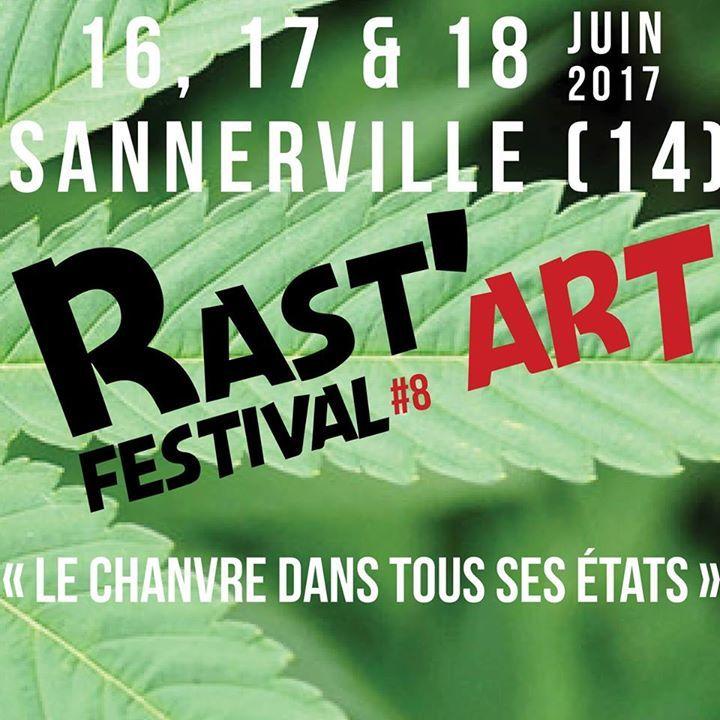Rast'art Festival Tour Dates