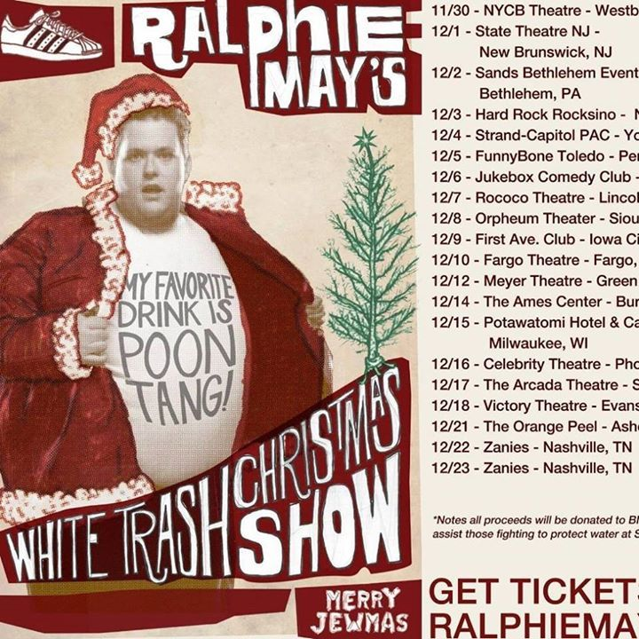 Ralphie May @ State Theatre - New Brunswick, NJ