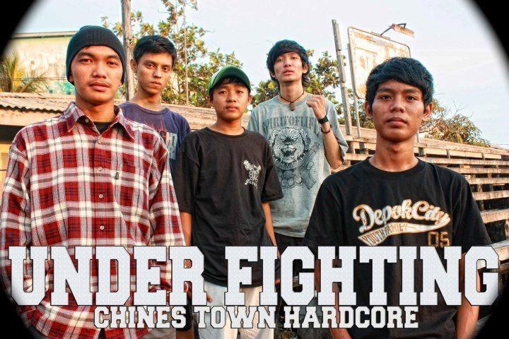 Under Fighting Tour Dates