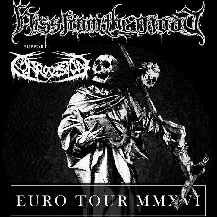 Corroosion Tour Dates