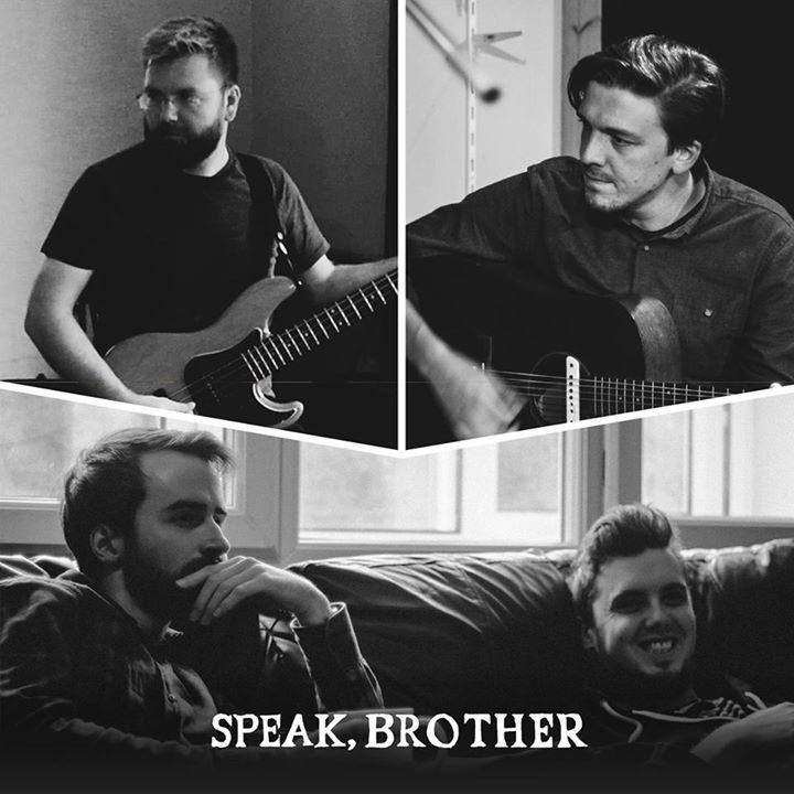 Speak, Brother Tour Dates