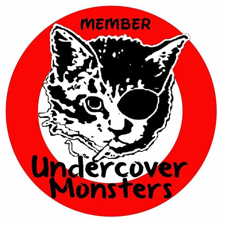 Undercover Monsters Tour Dates