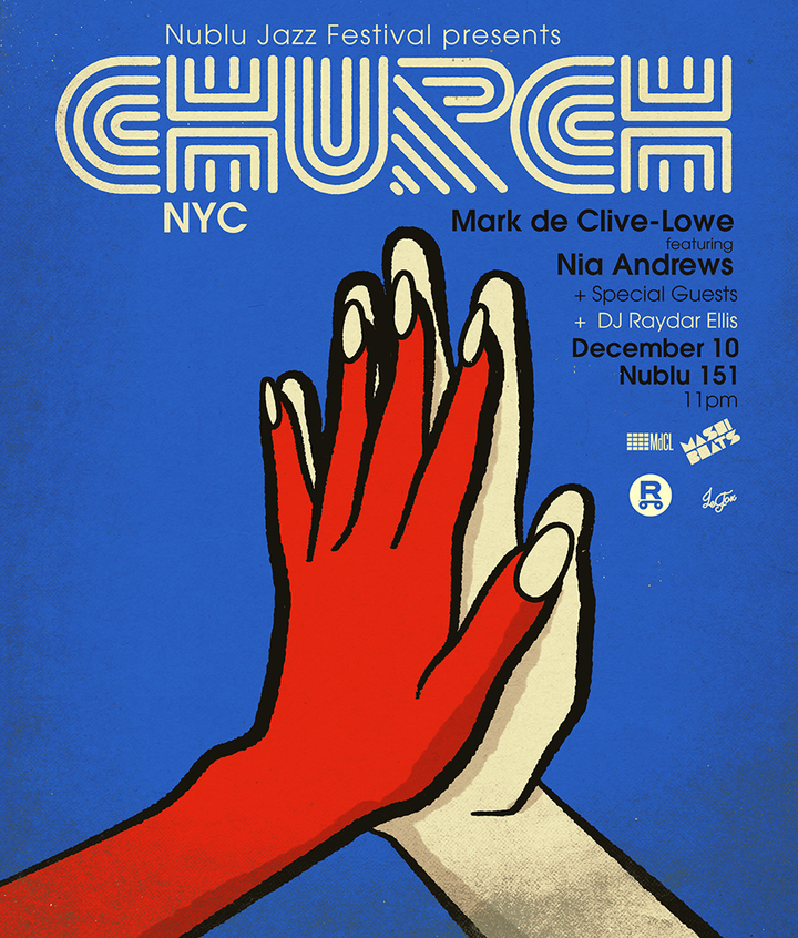 Mark De Clive-Lowe @ Nublu 151 - New York, NY
