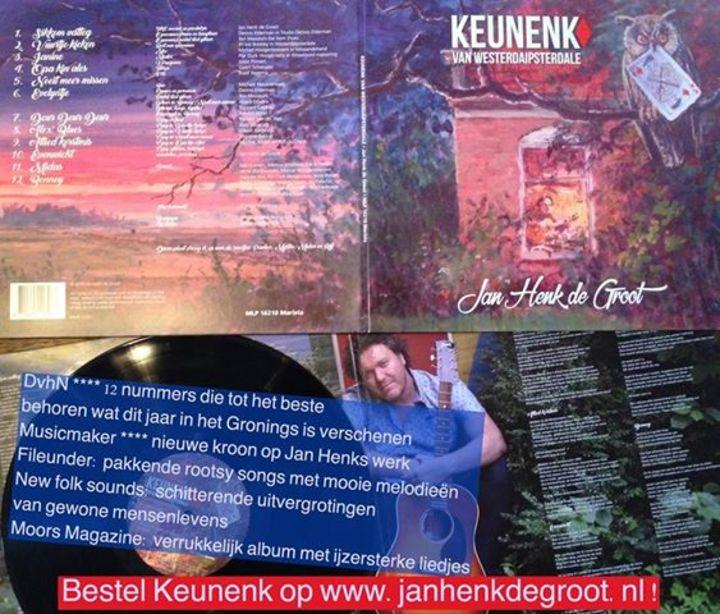 Jan Henk de Groot Tour Dates