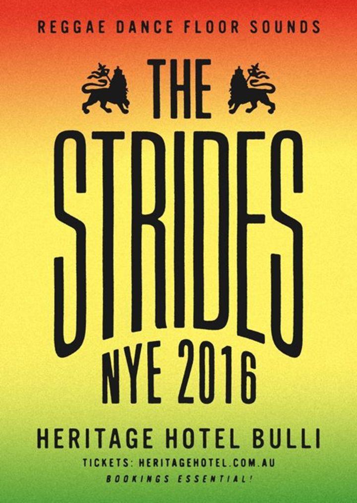 THE STRIDES Tour Dates