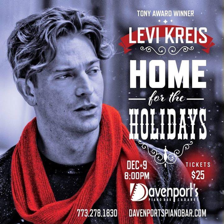 Levi Kreis Tour Dates