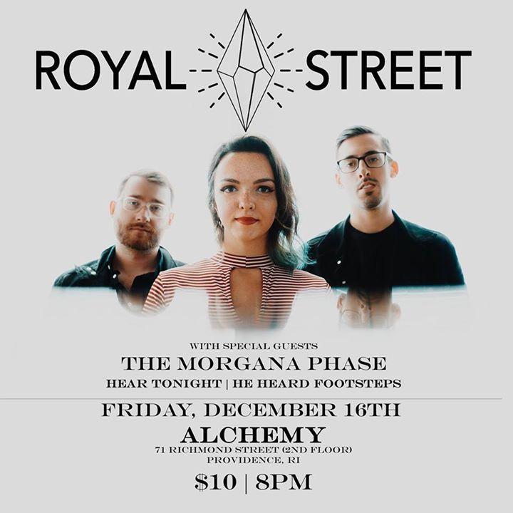 Royal Street @ Amityville Music Hall - Amityville, NY