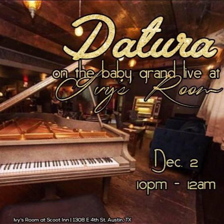 Datura Tour Dates