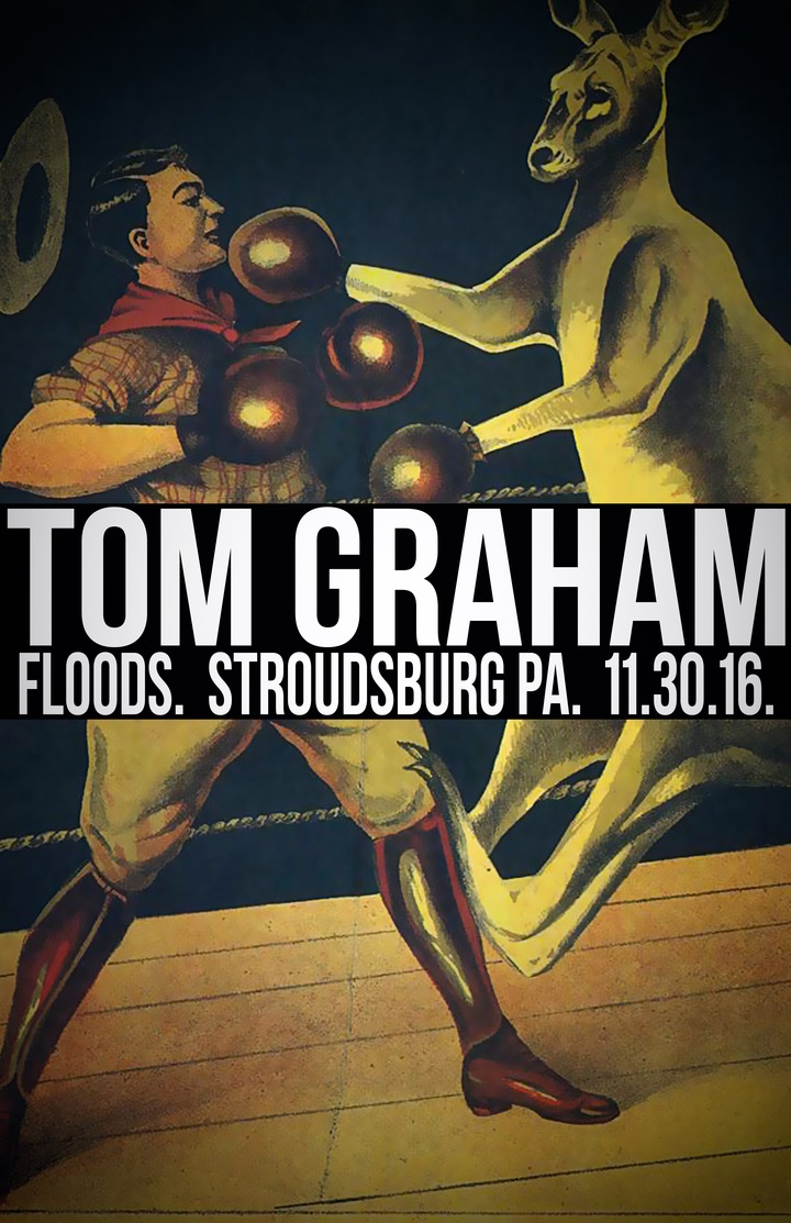 Tom Graham Music @ Floods - Stroudsburg, PA