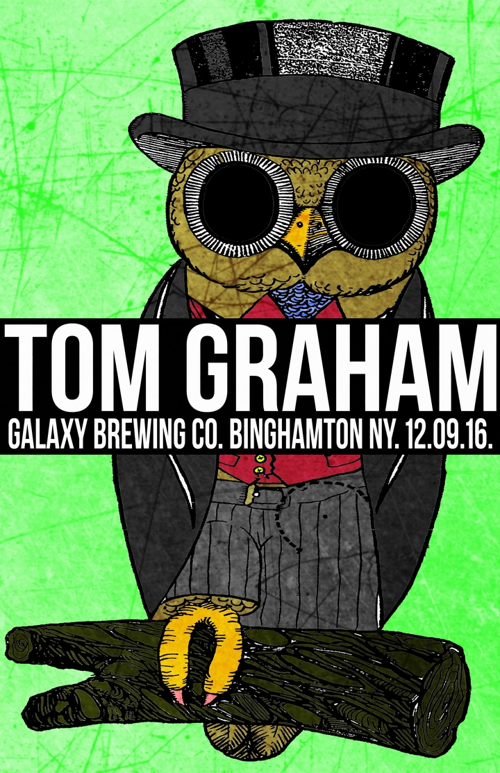 Tom Graham Music @ Galaxy Brewing Company - Binghamton, NY
