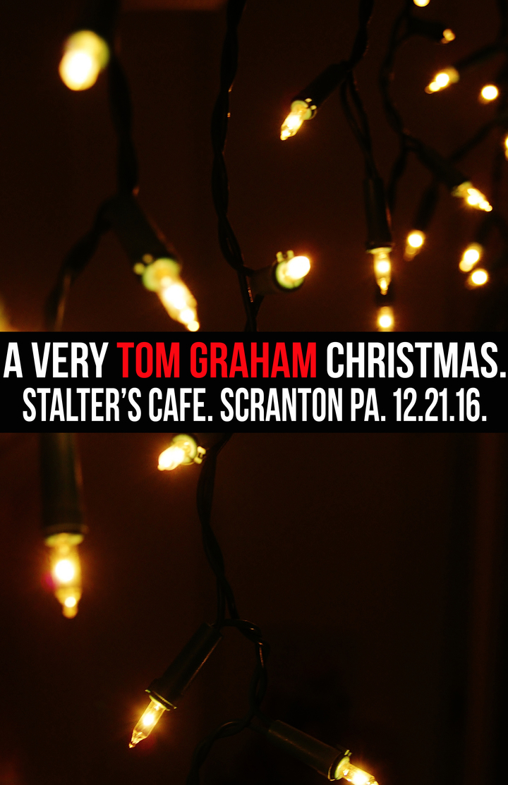 Tom Graham Music @ Stalter's Cafe - Scranton, PA