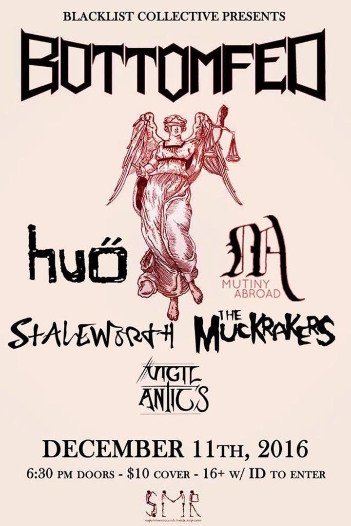 staleworth Tour Dates