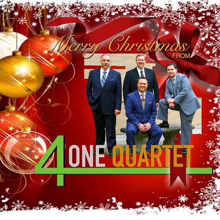 4 One Quartet @ Dayton Center Wesleyan Church  - Fremont, MI