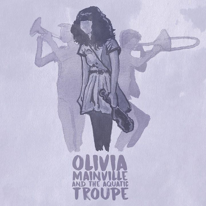 Olivia Mainville & The Aquatic Troupe @ Short's Brewpub  - Bellaire, MI