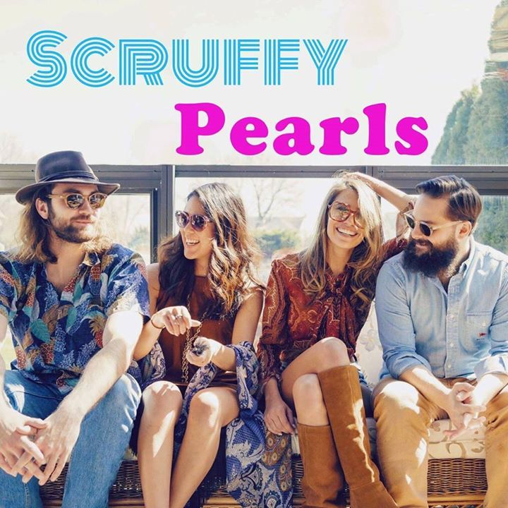Scruffy Pearls Tour Dates