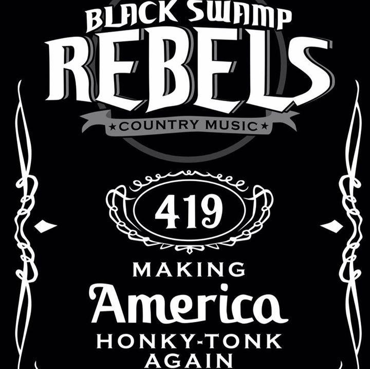 Black Swamp Rebels Tour Dates