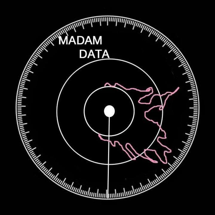 MADAM DATA Tour Dates