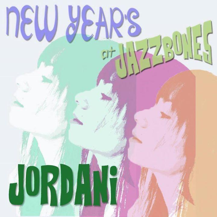 Jordani Tour Dates