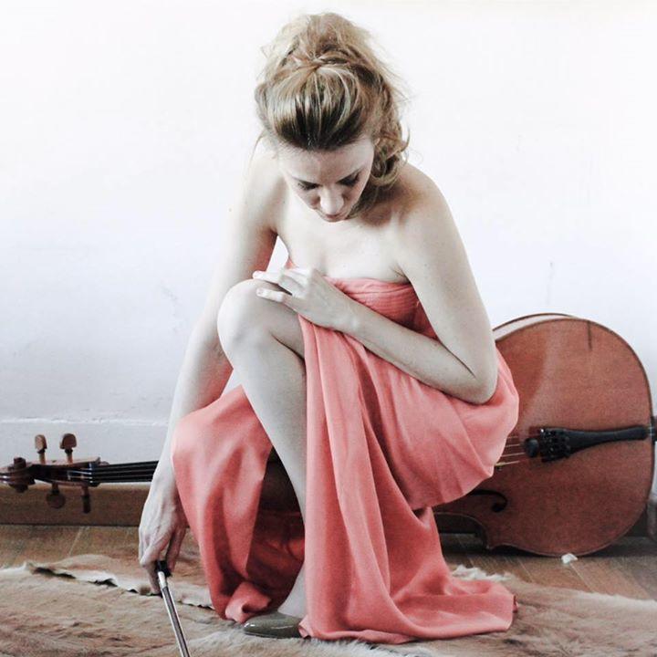 Maja Bogdanovic cellist @ Theatre De La Criee - Marseille, France