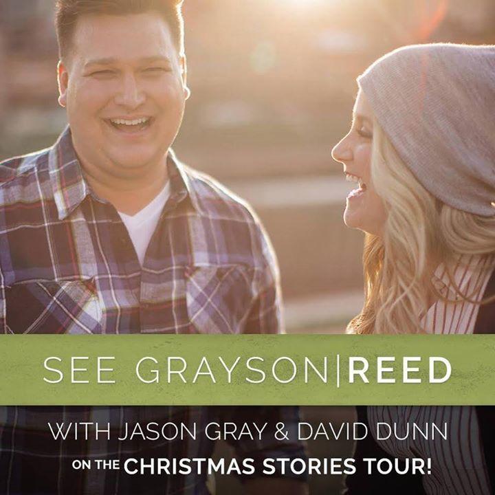 Grayson Reed Tour Dates