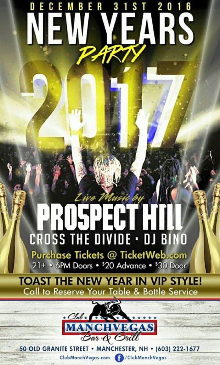 Prospect Hill Tour Dates