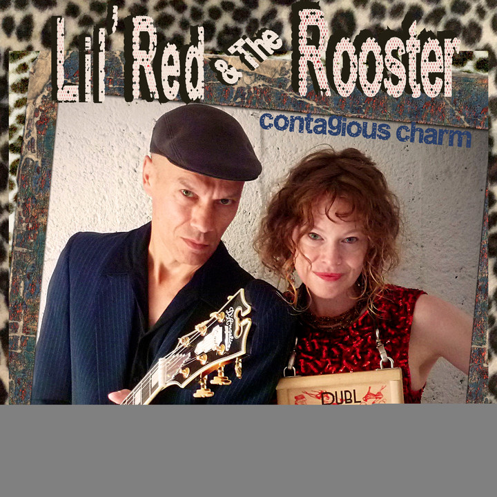 Lil Red & The Rooster @ Java Central - Westerville, OH