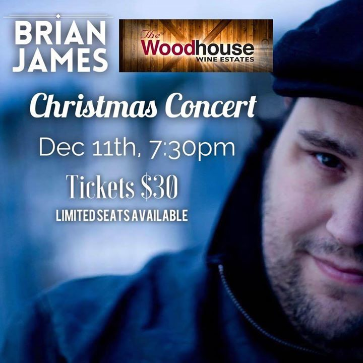 Brian James @ Village Wines - Woodinville, WA
