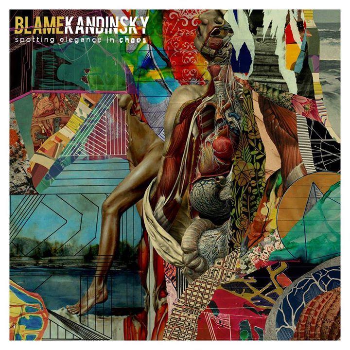Blame Kandinsky Tour Dates
