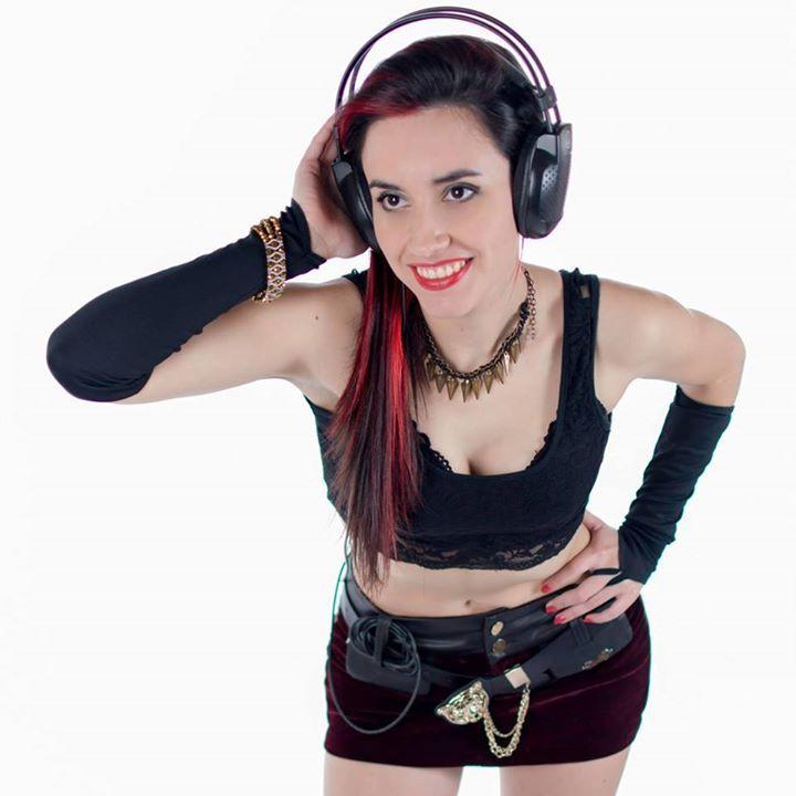 Hitomi Flor @ Club Brown - Rosario, Argentina