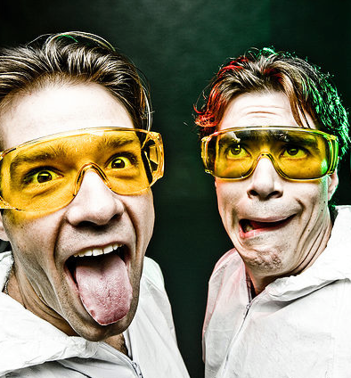 Growling Mad Scientists Tour Dates
