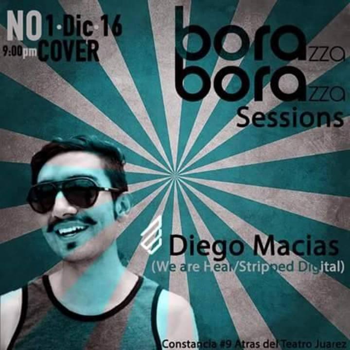 Diego Macias Tour Dates