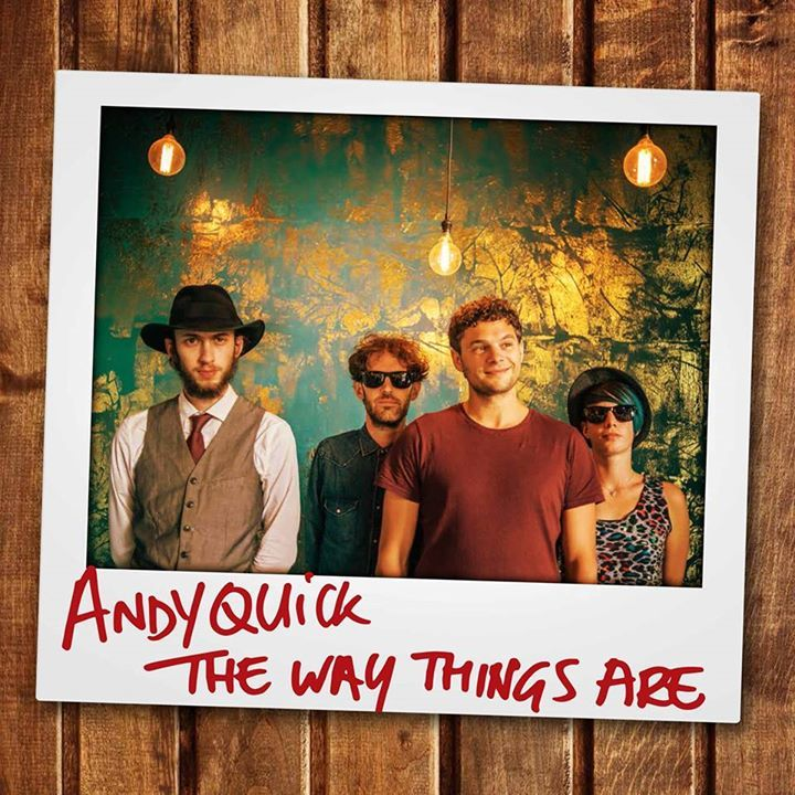 Andy Quick Music Tour Dates