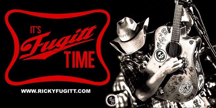 RICKY FUGITT Tour Dates