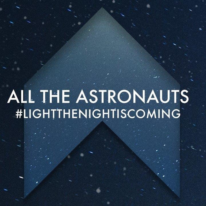 All The Astronauts @ Holiday Inn & Suites - Cincinnati, OH
