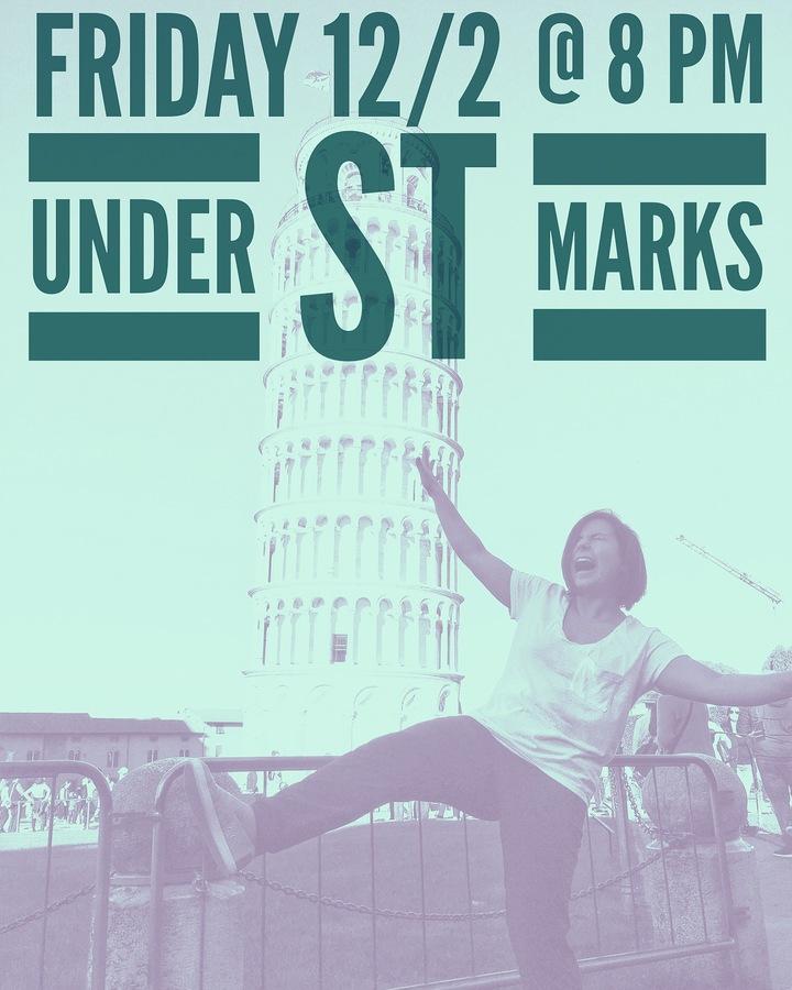 Evangeline Joy Music @ Under St. Marks - New York, NY