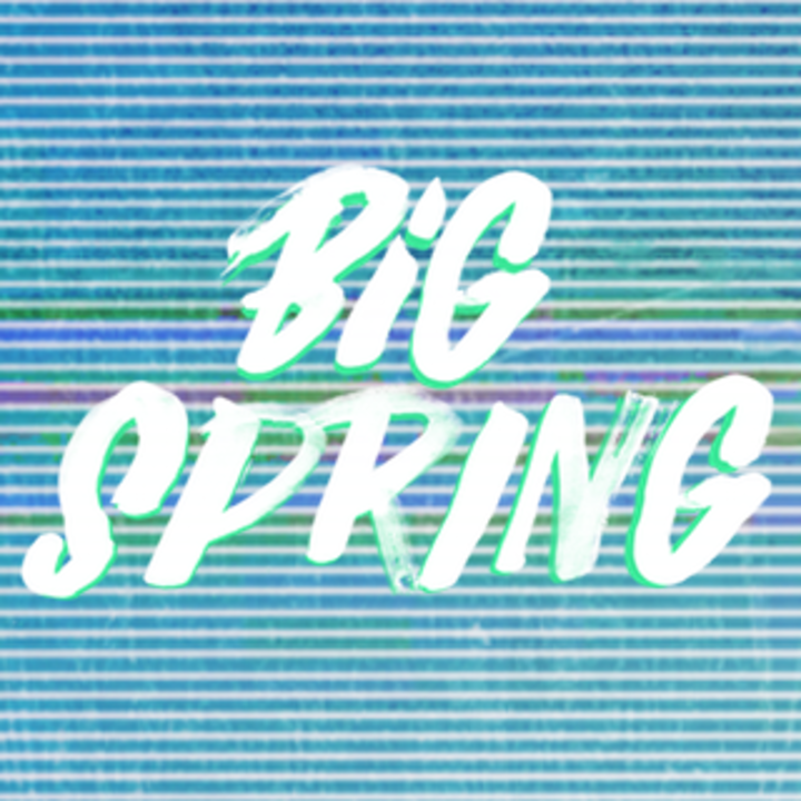 Big Spring Tour Dates