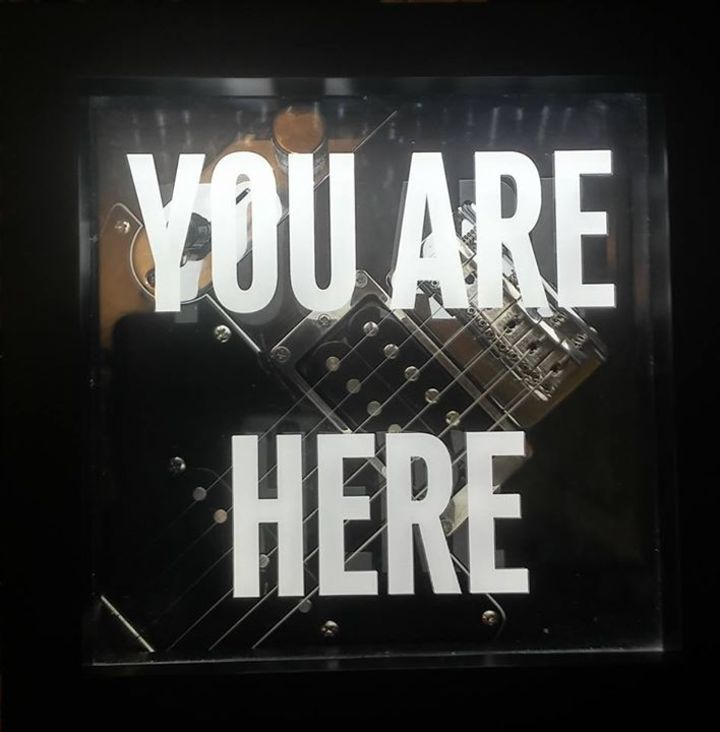 You Are Here Tour Dates