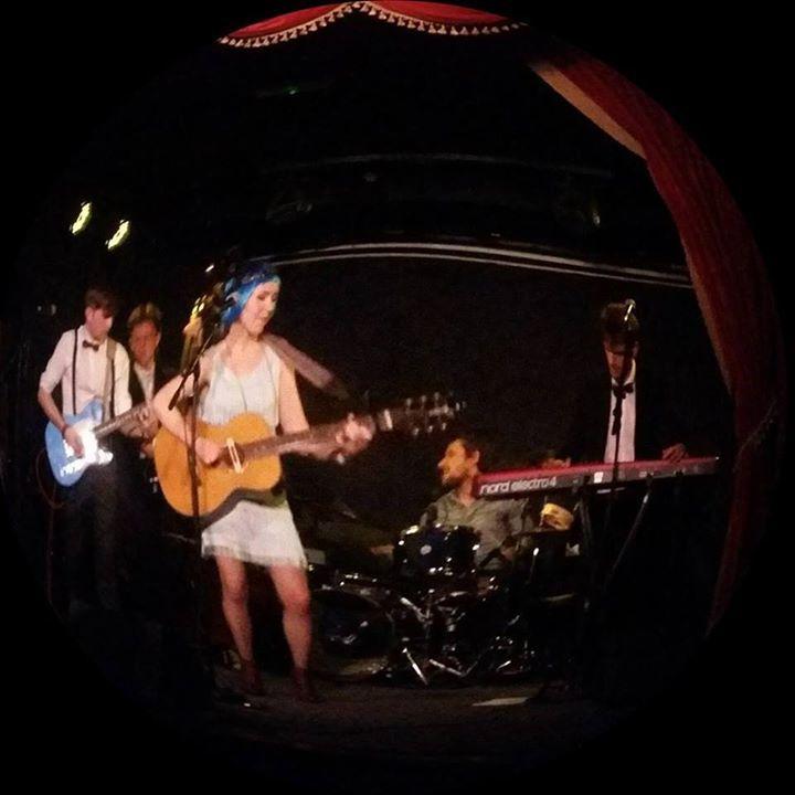 Leila Jane & The Healers Tour Dates