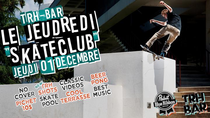 Dynamic Rockers @ TRH-BAR - Montreal, Canada