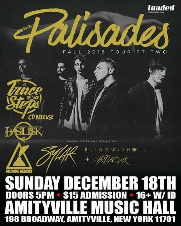 Basilisk Tour Dates