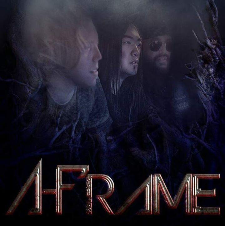 A-Frame Tour Dates