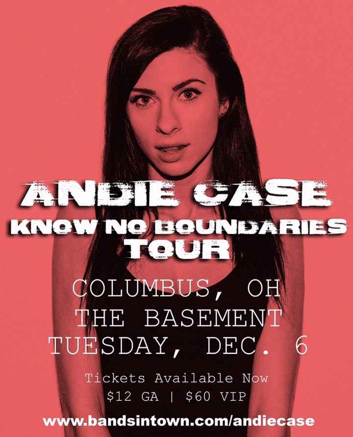 Andie Case @ The Basement  - Columbus, OH