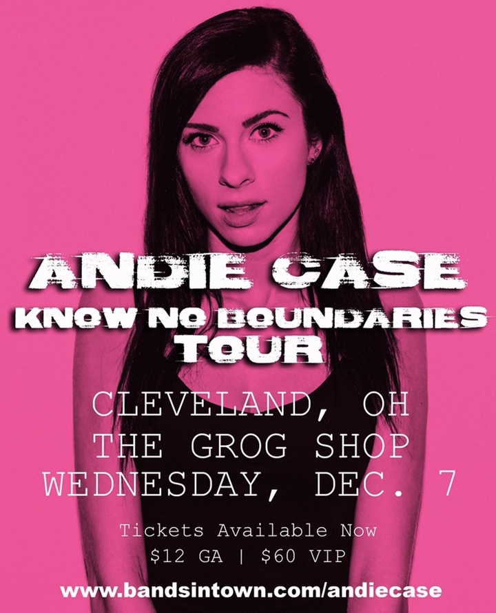 Andie Case @ The Grog Shop - Cleveland, OH