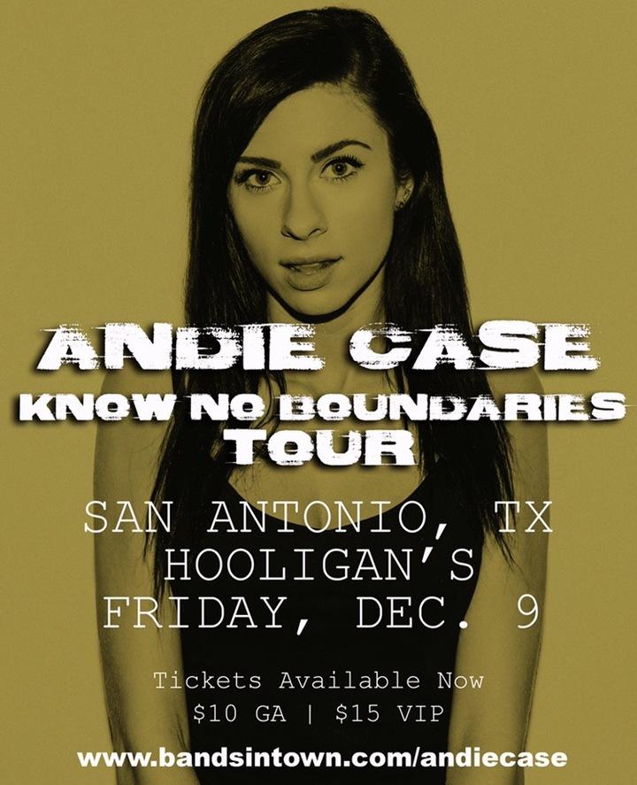 Andie Case @ Hooligan's - San Antonio, TX
