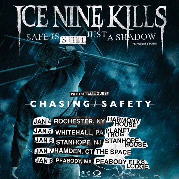 Ice Nine Kills @ The Foundry - Lakewood, OH