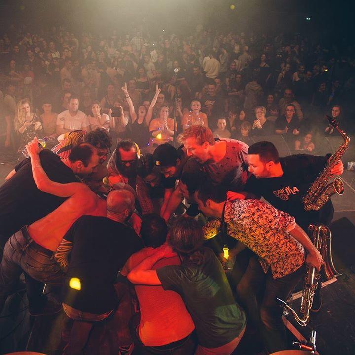 San'Jyla - OFFICIEL Tour Dates